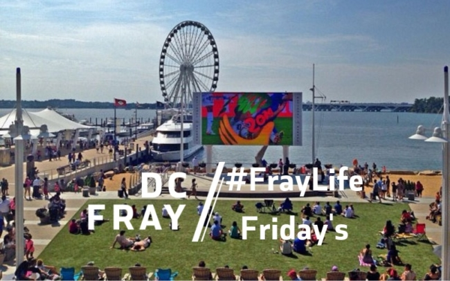 FrayLife Friday's at the National Harbor: FRANCE VS SOUTH KOREA @ National Harbor Plaza | Forest Heights | Maryland | United States